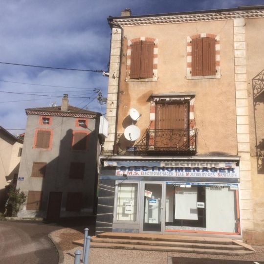 CHAUVET IMMOBILIER : Building | SAINT-JUST-EN-CHEVALET (42430) | 400.00m2 | 119 000 €