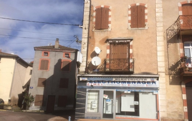 CHAUVET IMMOBILIER Immeuble | SAINT-JUST-EN-CHEVALET (42430) | 400 m2 | 119 000 €
